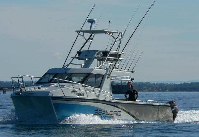 Sealord Fishing Charter Boat